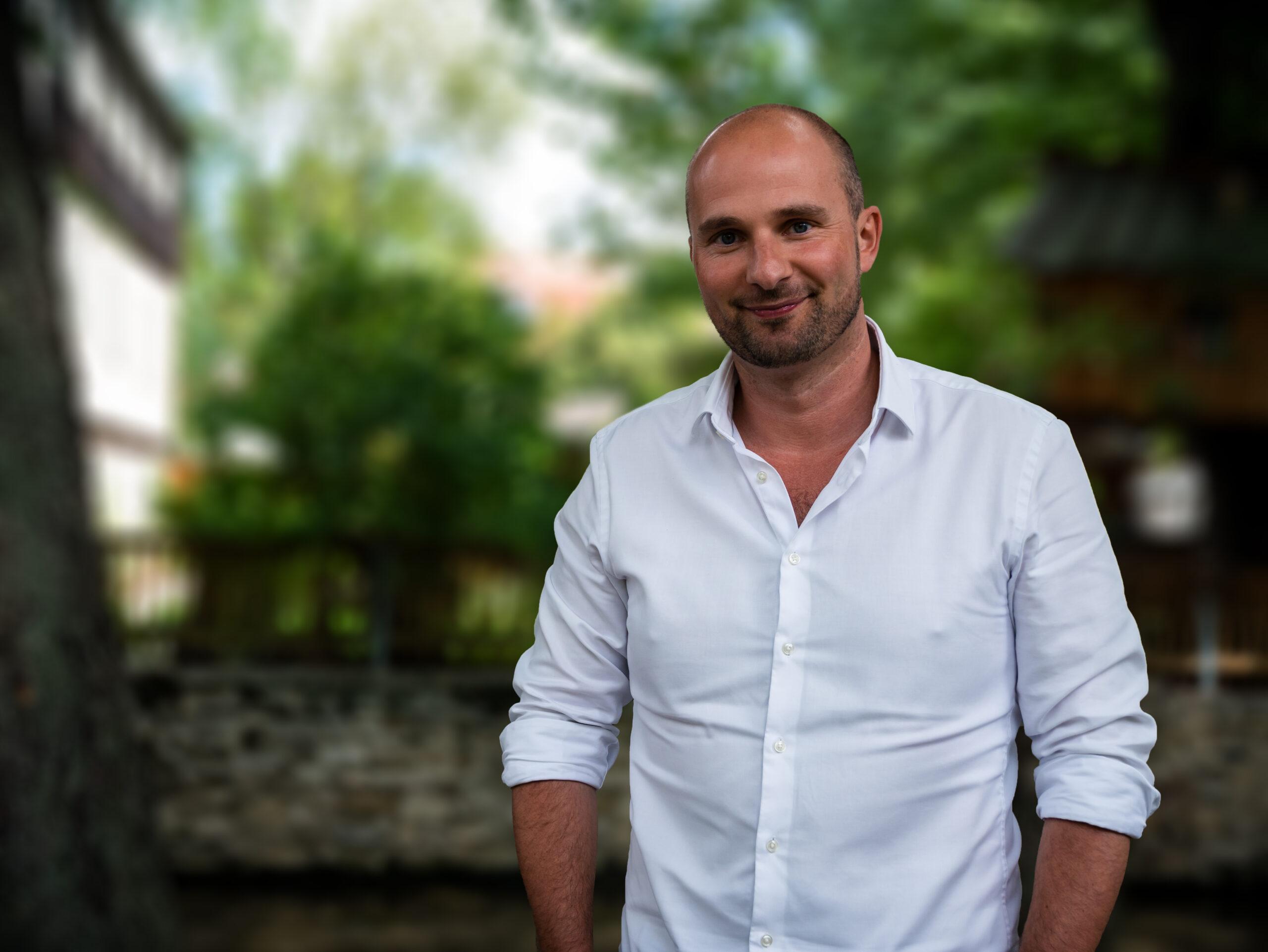 Carsten Vonnoh Porträt Väter in Verantwortung